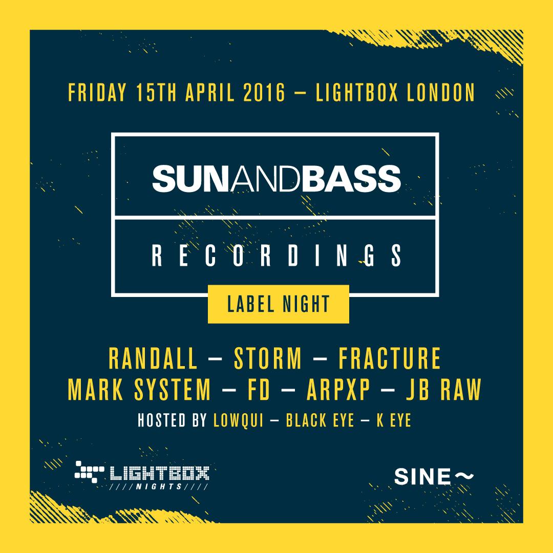 sunandbass-london-instagram-lineup
