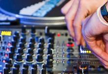 Dj Mixing at SUNANDBASS 2011